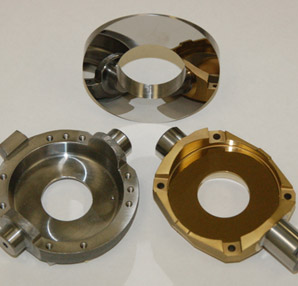 CNC Machined 52100 Steel Wobblers